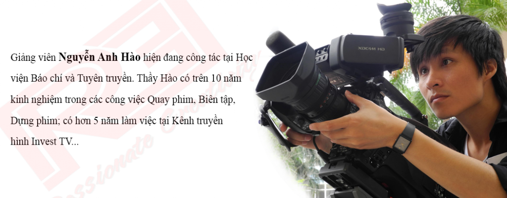 học quay phim